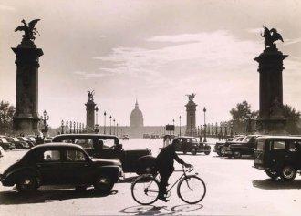 Traffico a Parigi, 1936