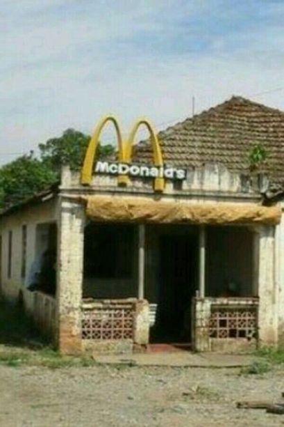 Vecchio McDonalds