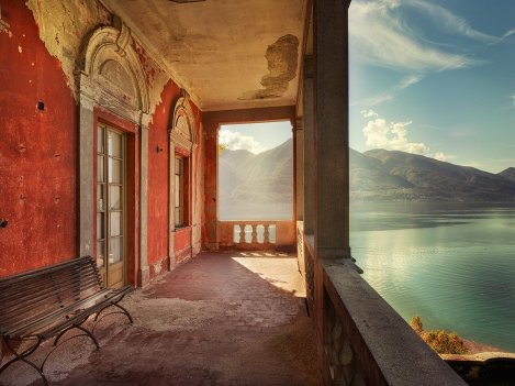 Villa nel Lago Maggiore, Svizzera