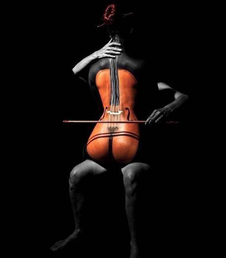 Violino umano