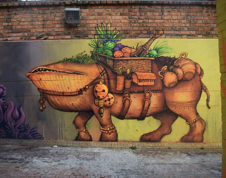 WoSnaN @Bogota, Colombia