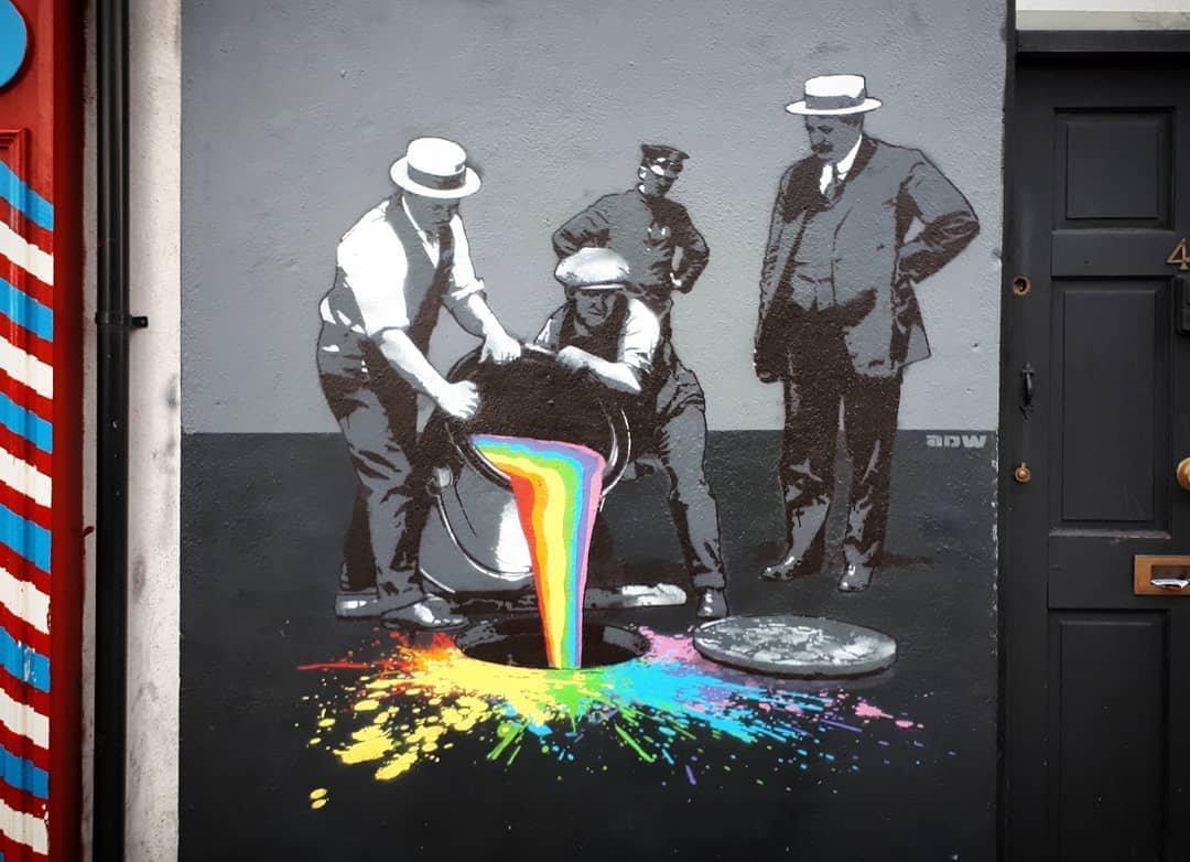 Adw Art @Dublin, Ireland