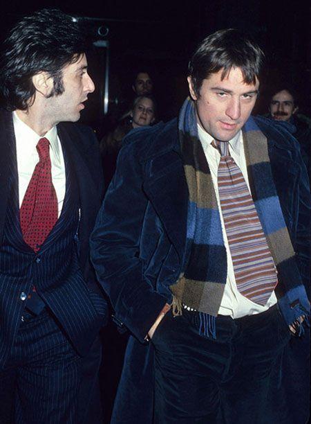 Al Pacino e De Niro
