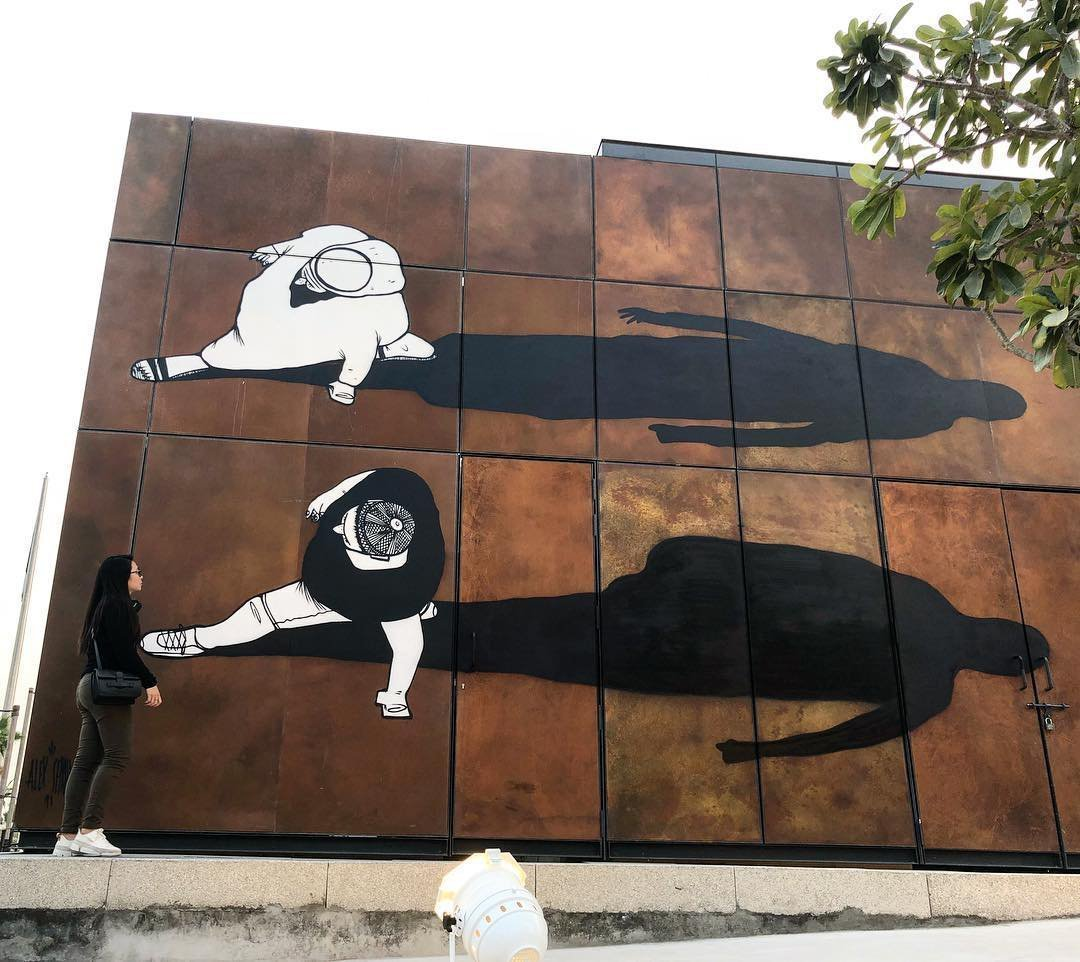 Alex Senna @Dubai, United Arab Emirates
