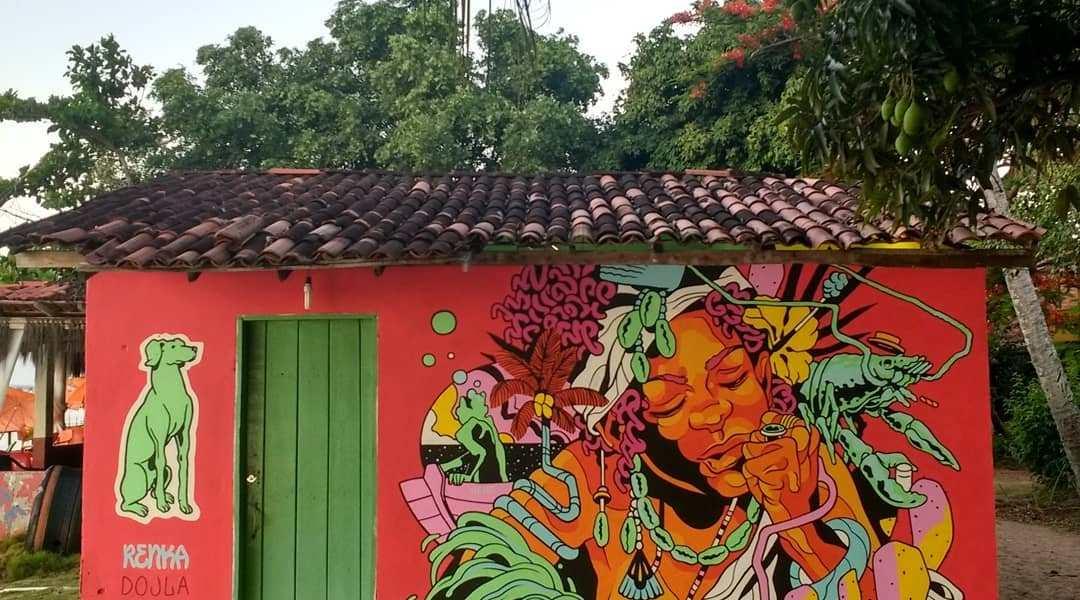 Andre Morbeck & Dojla @Ponta Do Mutá, Bahia, Brazil