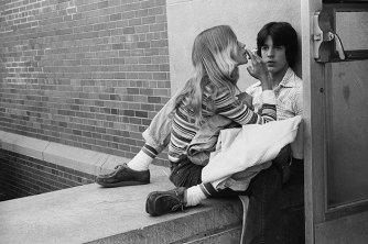 Anni '70, foto di Joseph Szabo