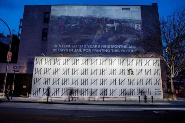 Banksy @ New York, USA