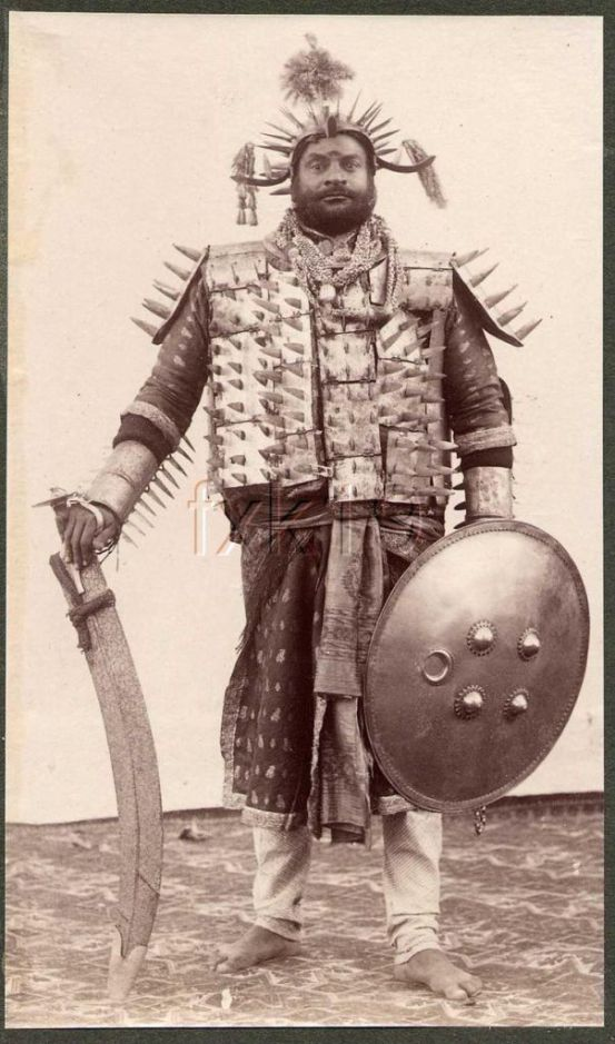 Boia, India, 1903