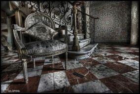 Casa padronale abbandonata