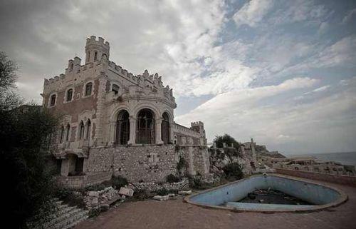 Castello Portopalo, Sicilia