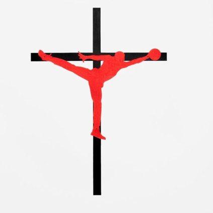 Crocifissione sportiva
