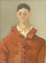 George Condo. The Return of Madame Cézanne, 2002