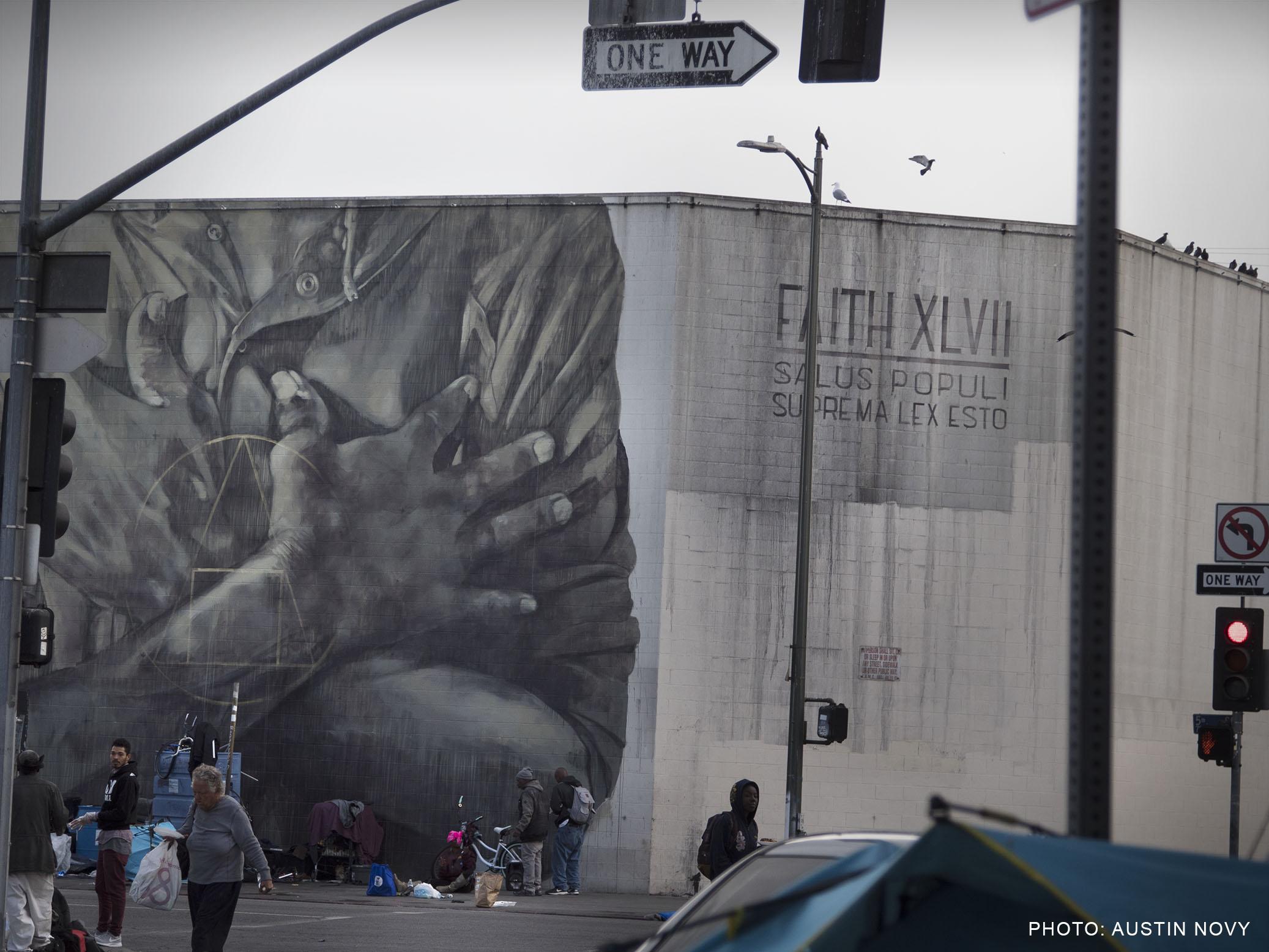 Faith47 @Los Angeles, USA