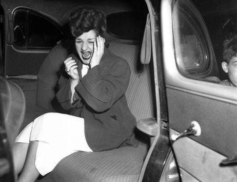 Gangster: foto di un crimine del Chicago Tribune dal 1900 al 1950