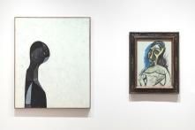 George Condo. Confrontation. Installation view Museum Berggruen, Nationalgalerie, Staatliche Museen zu Berlin