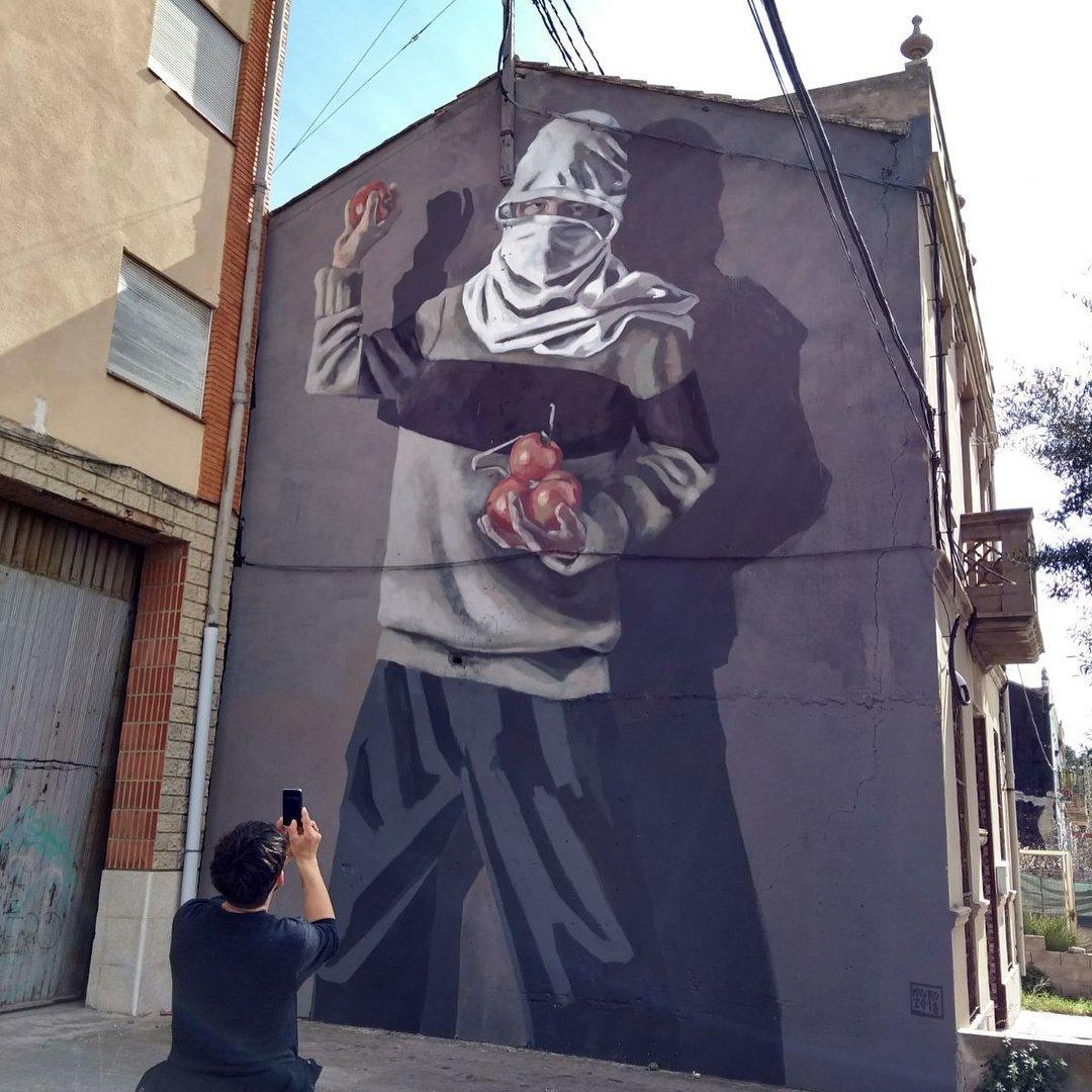 Hyuro @La punta, Valencia, Spain
