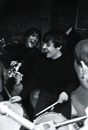 I Beatles di Henry Grossman