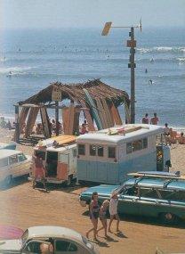 I primi anni '60 alle Hawaii