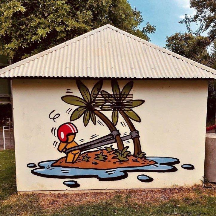 Jace Gouzou @Reunion Island