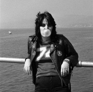 Joan Jett sul Santa Monica Pier, 1978