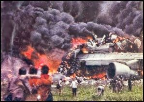 La collisione di Tenerife, il peggior incidente aereo della storia, nel 1977