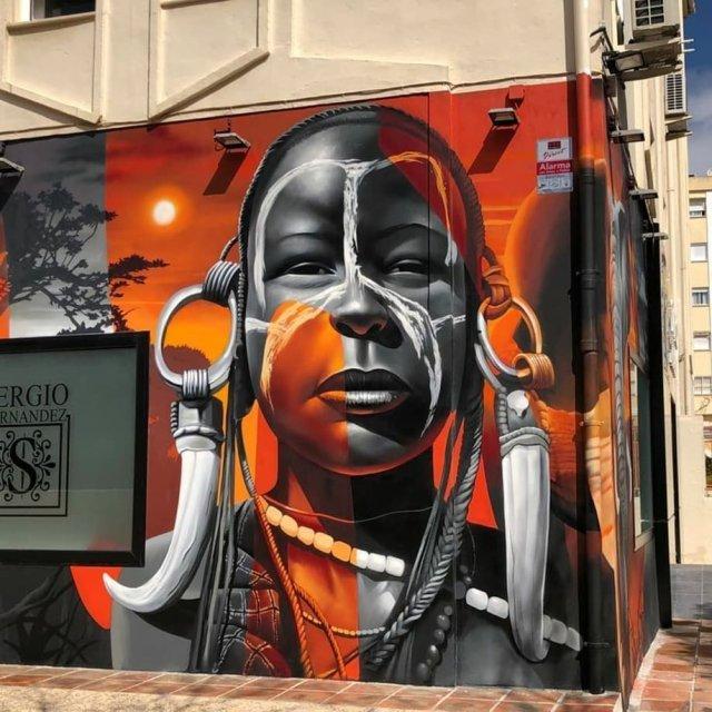 Lalone @Malaga, Spain