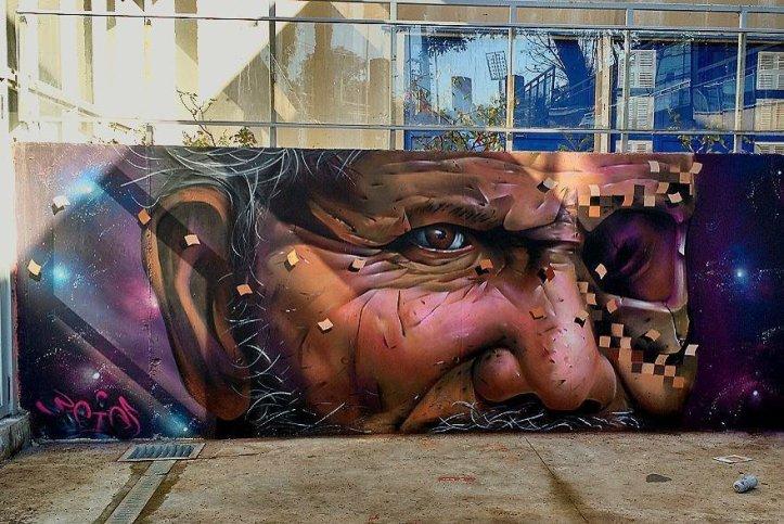 Martin Puga @La Valparaiso, Chile