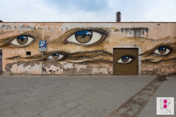 My Dog Sighs @Rome, Italy