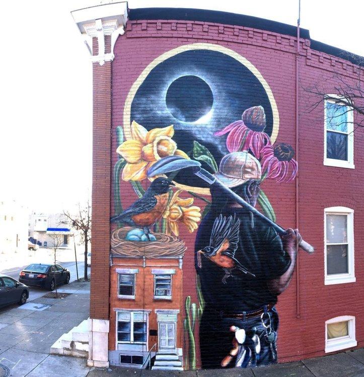 Nether 410 @Baltimore, USA