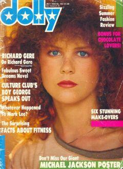 Nicole Kidman nelle prime fotografie degli anni '80