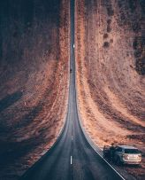 """""""No road is too long"""" by Borsch"""