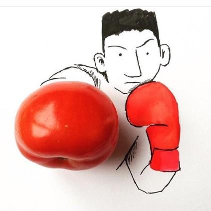 Pomodoro da boxe