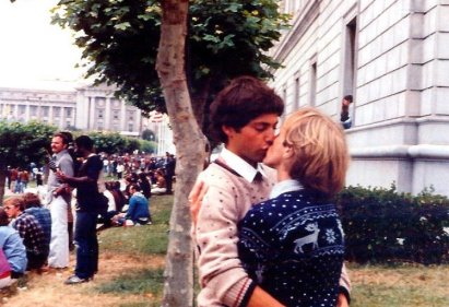 San Francisco Pride Parade, California, 25 giugno 1978