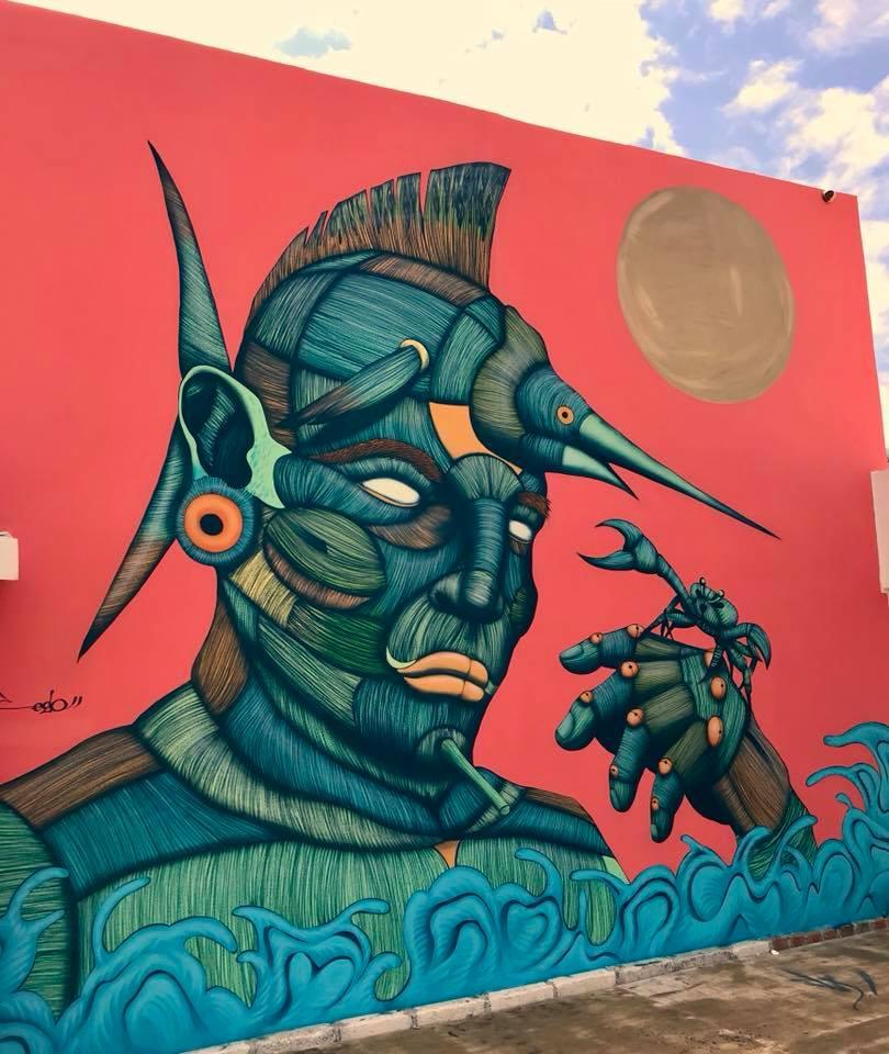 Sego y Ovbal @Veracruz, Mexico