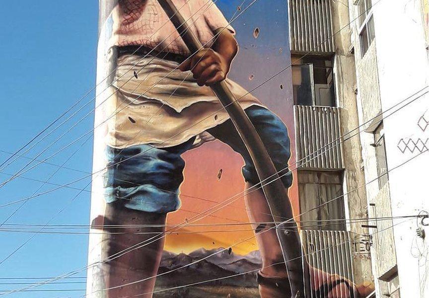 TEO doro @La Calera, Chile