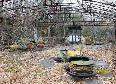 Vecchio parco giochi