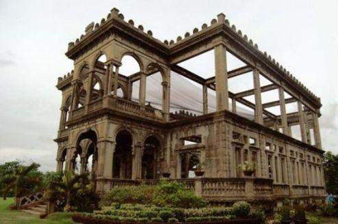 Villa abbandonata