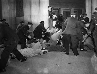 Vita quotidiana a New York degli anni '40