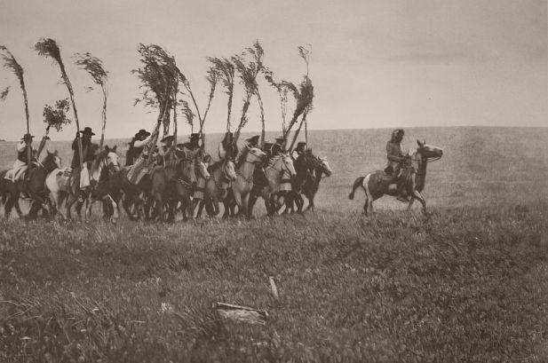 Vita quotidiana dei nativi americani del Novecento