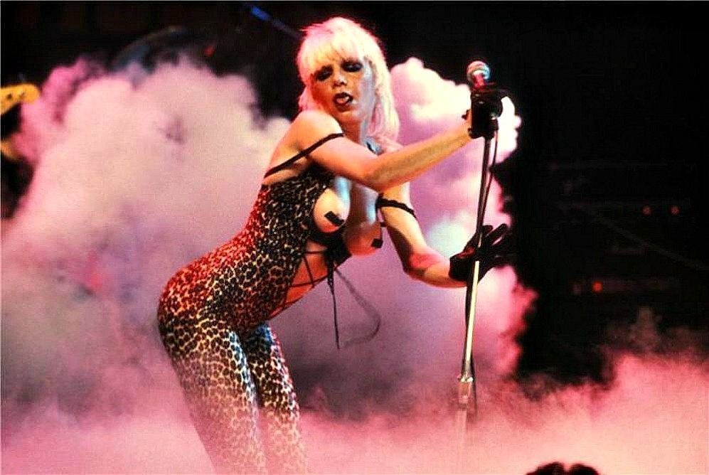 Wendy O. Williams, 1980