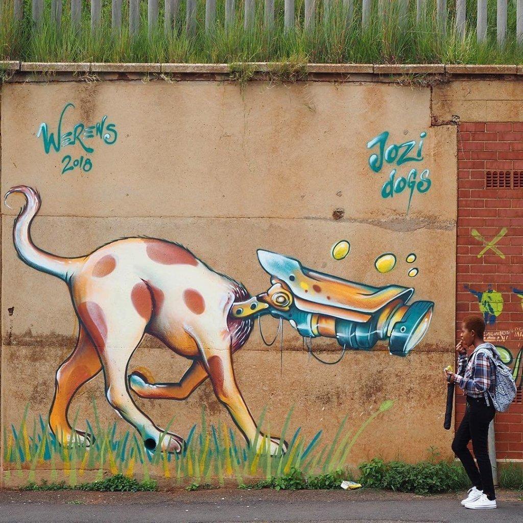 WERENS @Johannesburg, South Africa