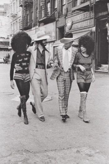 1972 Harlem, NYC