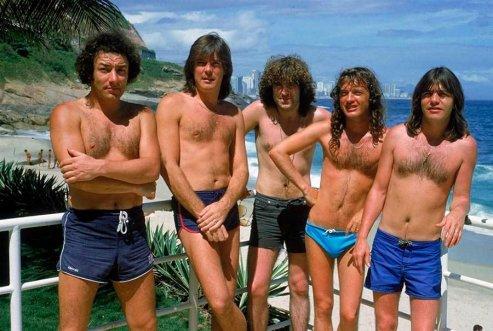 AC/DC, 1986, Brasil