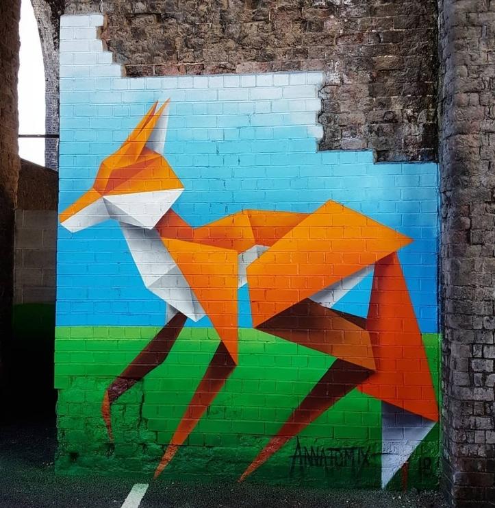 Annatomix @Birmingham, UK