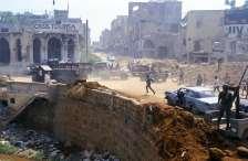 Beirut, 1982. L'assedio di Beirut nell'estate del 1962 durante la guerra del Libano