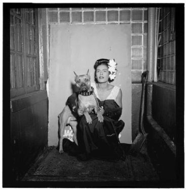 "Billie Holiday e ""Mister"" - febbraio 1947"