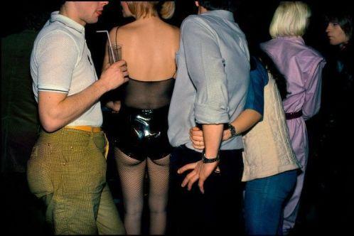 Bruxelles, Belgio 1981, foto di Harry Gruyaert