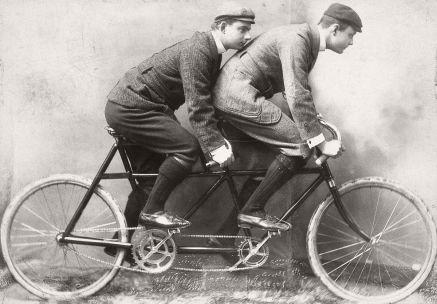 Ciclisti (1850 - 1890)
