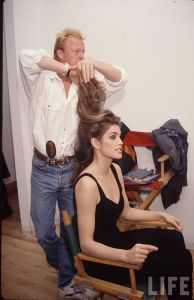 Cindy Crawford 1980-1995 by LIFE