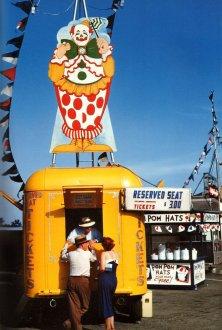 Circo degli anni '40 e '50